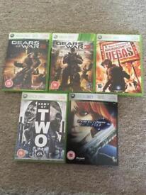 Shooting Games Xbox 360