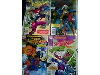 DC and Marvel comics