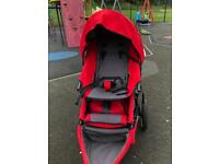 Phil and teds sport double buggy pram