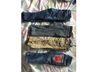 Baby boy bundle of clothes from newborn to 2yrs