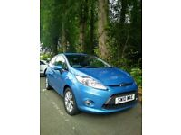 Ford fiesta 2010, low mileage, great condition.