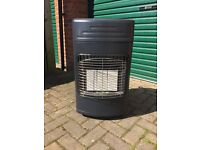 Superser Type Gas Heater with Cylinder Little Used Costs £104