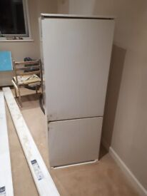 Fridge Freezer (H145cm x W54cm) - Only £30 - collection from E14 London