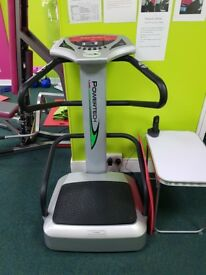 Power plate need gone ASAP