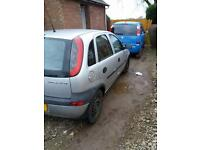 Vauxhall Corsa Cheap Diesel Long MOT