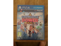 Brand new KNOWLEDGE is POWER game for PS4