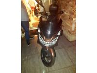 Honda PCX 64 plate Very low mileage