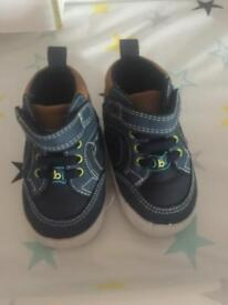 Ted Baker crib shoes