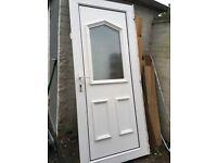 PVC door (no frame )