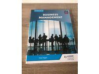 SQA Higher for CfE Business Management course text book. Hodder Gibson Peter Hogan