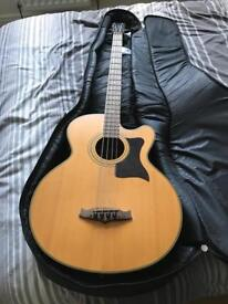 Tanglewood TW155 Acoustic Electric Bass
