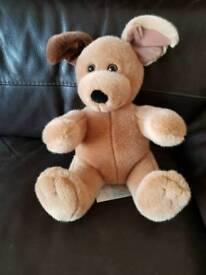 Build a bear puppy teddy