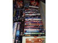 150+ DVD'S & BOXSETS