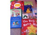 Nursery and pre schoolbooks