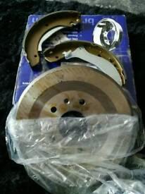 Freelander 1 rear drum brakes