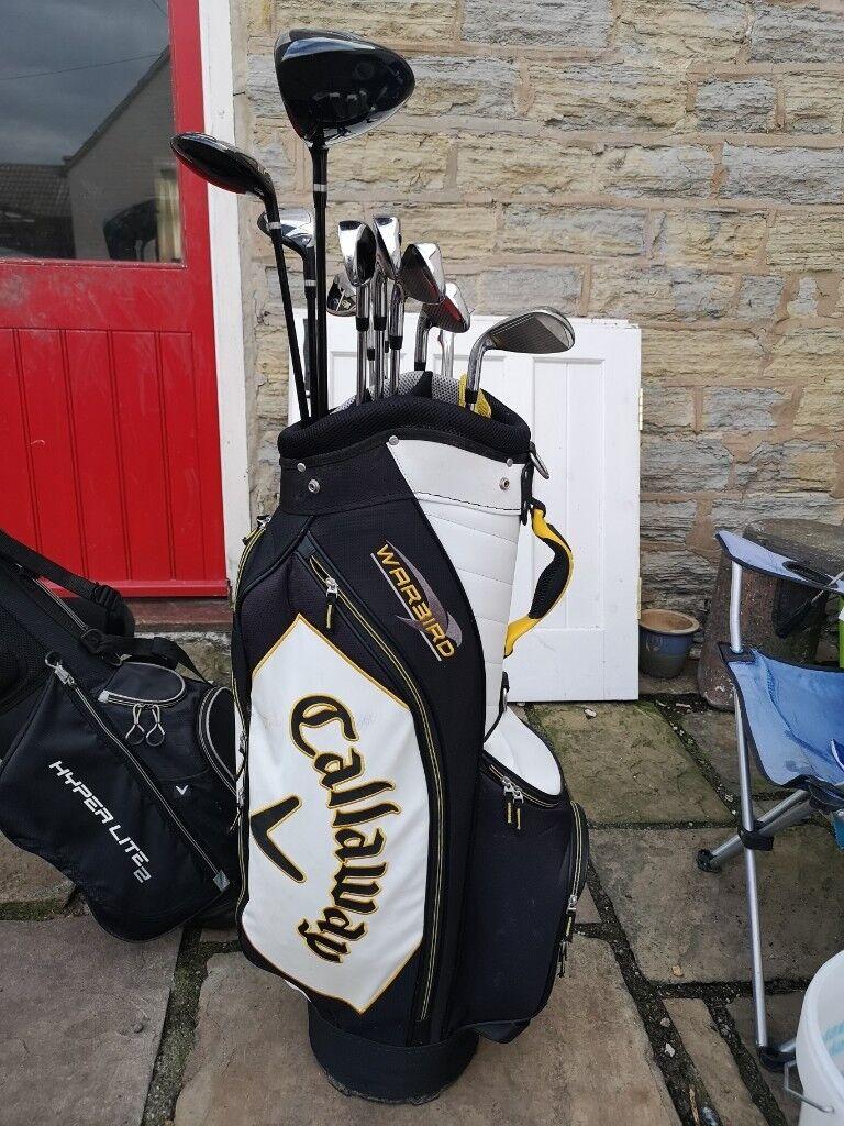 Callaway Warbird Mens Full Set Golf Clubs In Nottingham