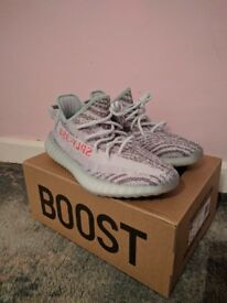 Adidas Yeezy Boost 350 V2 Blue Tints, sizes UK 6.5, 7, 7.5, 8