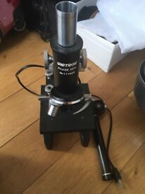 monocular phase contrast microscope for sale