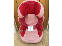 MAXi Cosi Rodi Car Seat pink - spare covers extra
