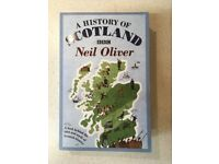 A History of Scotland by Neil Oliver (Paperback, 2009)