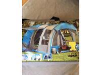 4 person tunnel tent (ozark trail) new