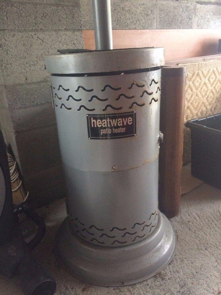 Heatwave Patio Heater