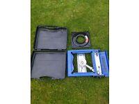 Portable Gas Cooker + Case