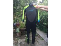 Child's age 12 winter wetsuit