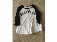 Women's Brooklyn top BNWT