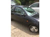 Ford Ka deluxe in black cream small leak on steering but still drives well