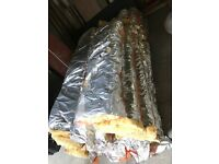 Foiled thick quilt insulation bags