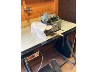 Industrial Sewing Machine 3 Thread Overlock