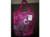 claire's bag brand new