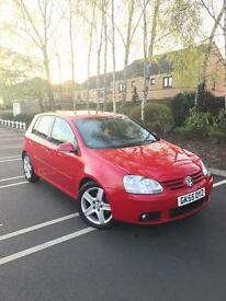 Volkswagen Golf 2.0tdi GT automatic in good condition