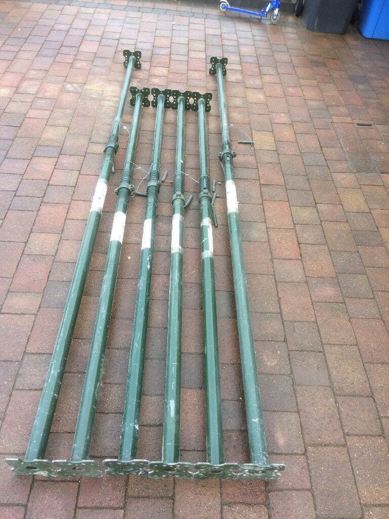6 Large Acro Props In Ipswich Suffolk Gumtree
