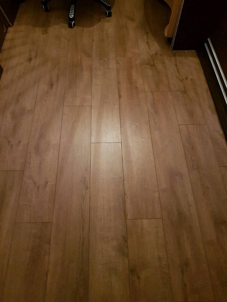 Laminate Flooring Fibor Sound Proof Underlay In