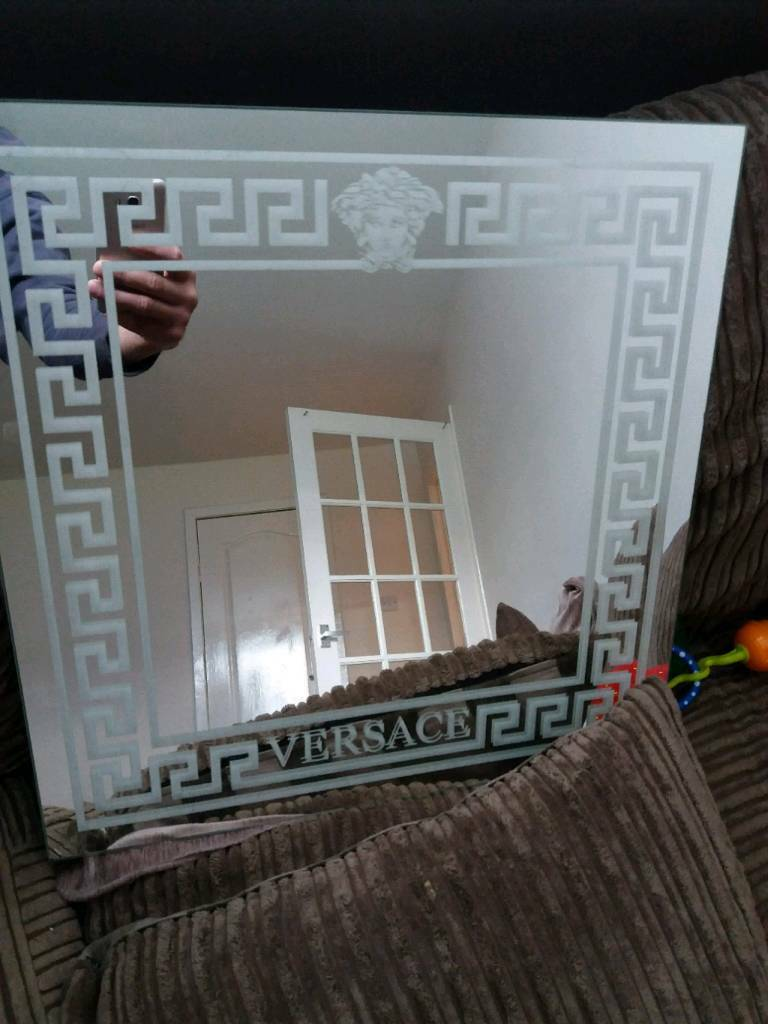 Mirror Versace In Ibrox Glasgow Gumtree