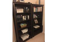 Mahogany Bookcases