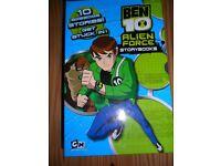 1 - 10 Stories from Ben 10 Alien Force