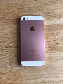 iPhone Rose Gold 16GB O2