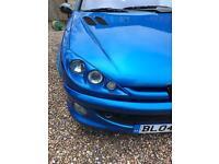 Peugeot 206 morette headlights genuine