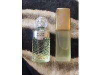 Eau de Rochas & Estée Lauder Perfume