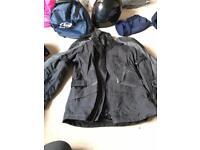 Ladies Spyke motorcycle jacket