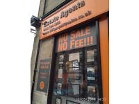 Affordable Signs! Sale! Acrylic Letters! Budget Signs! Banners! Window Stickers! City Centre
