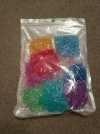 Brand new Fishbowl Beads for Crunchy Slime