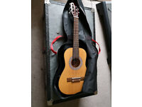 Childs Acoustic Guitar - with carry case