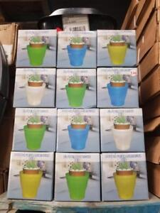 LED Flower Pot Light - 54 Available - Brand New - Only $99!