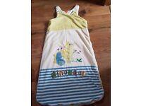 baby sleeping bag 18-36 mths