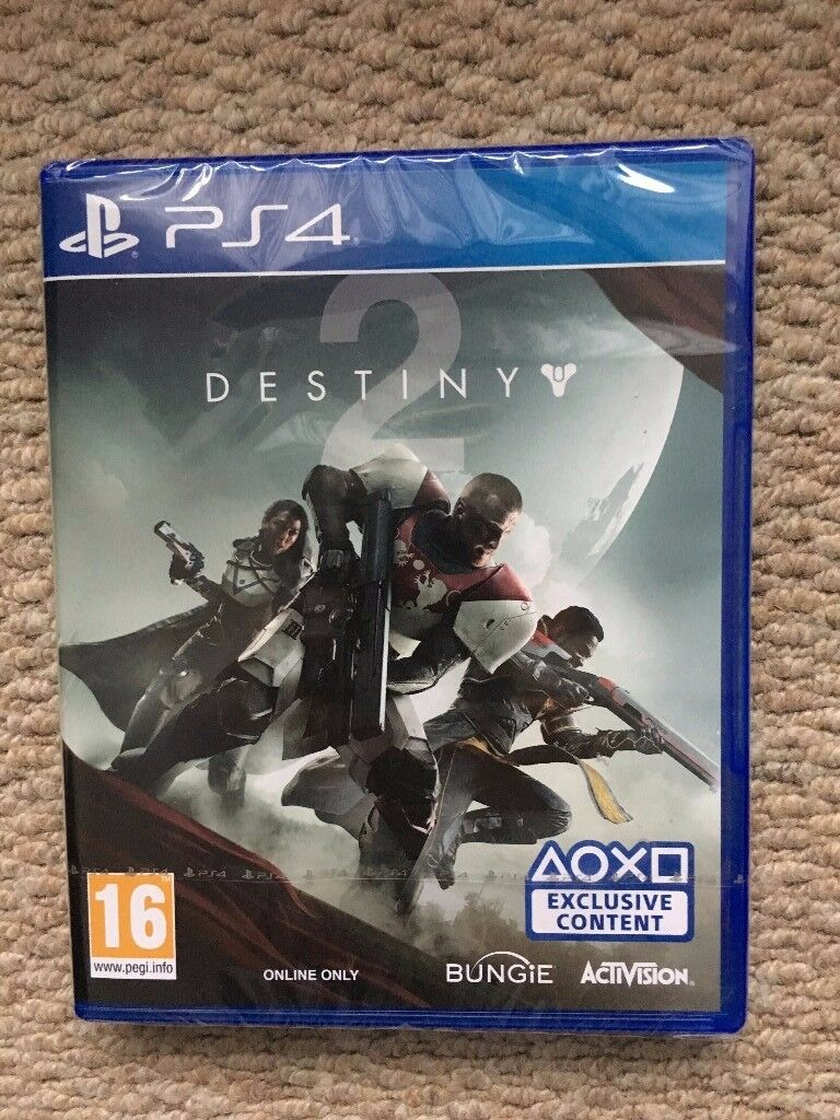 *SEALED* Sony Playstation 4 Destiny 2 and Expansion Pass Bundle