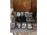 PS 2 and 13 games ~ 1 controller